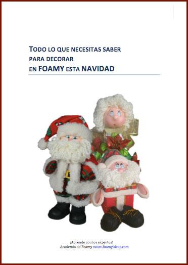 Descarga libro Navidad en Foamy aqui