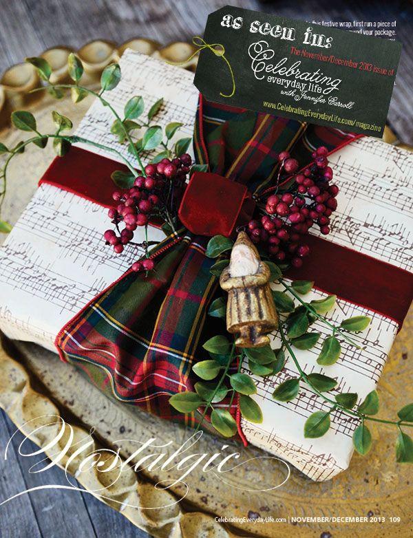 Ideas para Empacar Regalos para Navidad