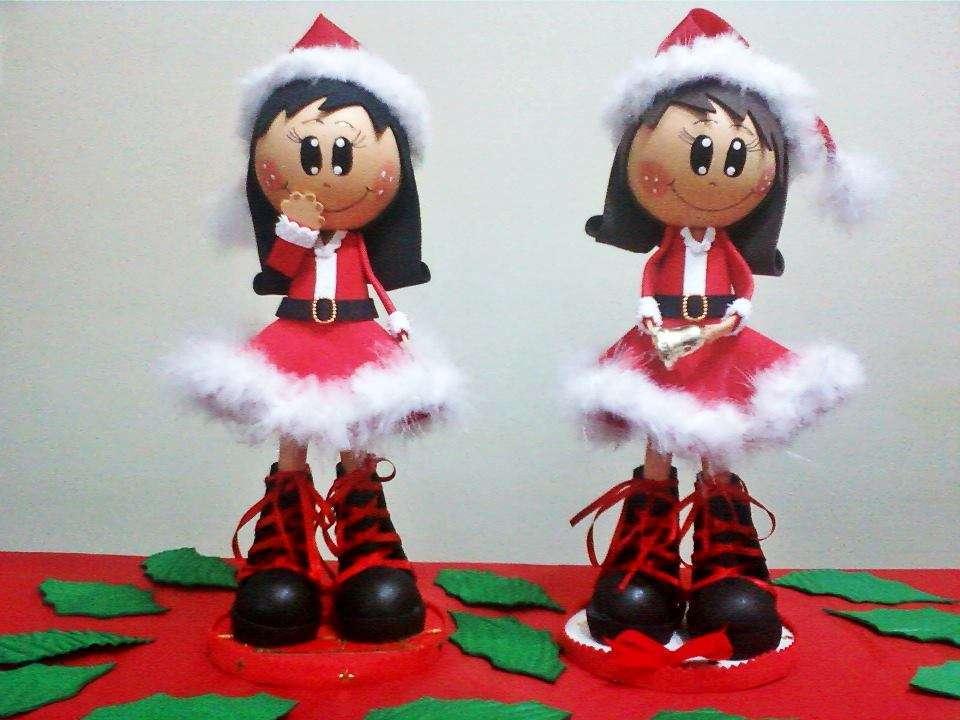 feliz navidad fofuchas2 Criando Arte Carmen Valenciano.jpg