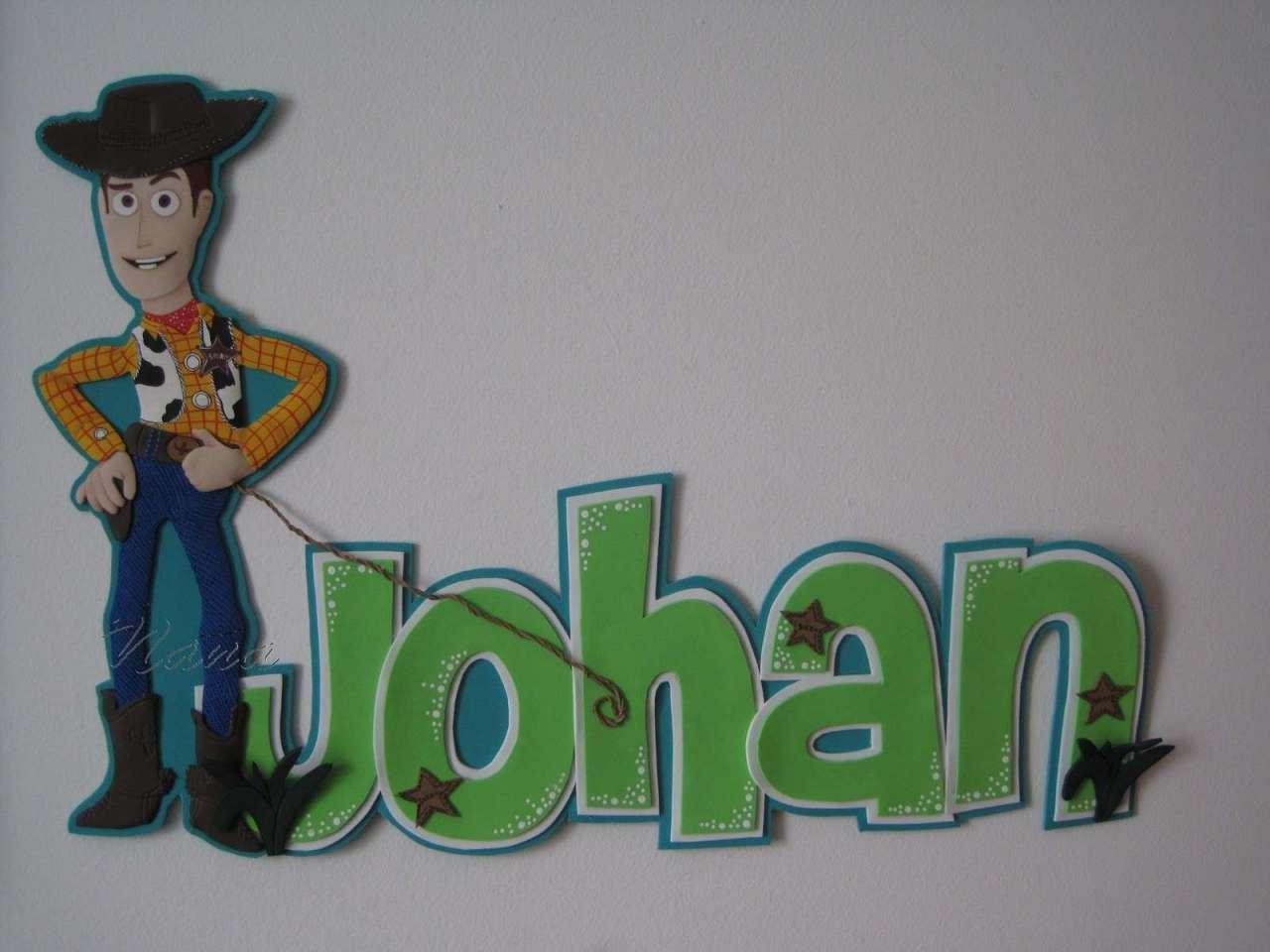 Johan Woody