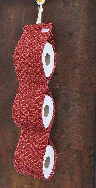 porta papel higienico sencilla